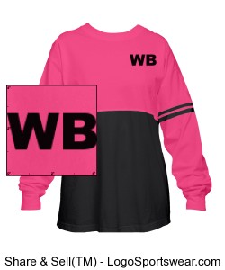 Ladies Pom Pom Pullover Design Zoom